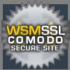 WSM SSL Comodo Secure Site