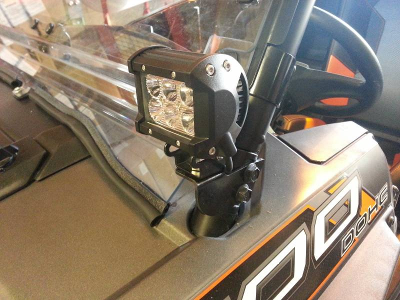 Rzr Cube Led Light Bracket Set