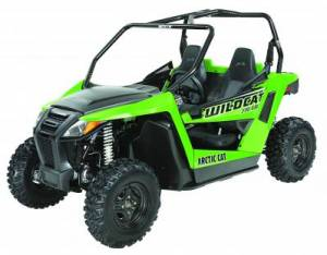 Arctic Cat - Wildcat Trail