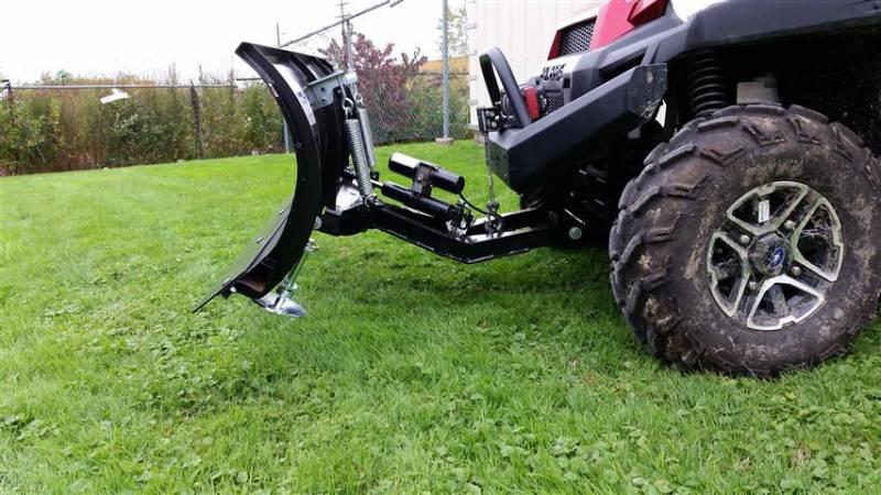 "Ranger XP900, Full Size 570, and Ranger XP1000 72"" Snow Plow"