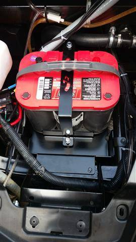 Can Am Car >> Can-Am Maverick X DS (Turbo) Full Size Battery Tray