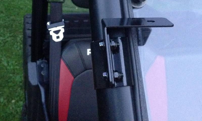 Light Bracket For Polaris Ranger Pro Fit Cage