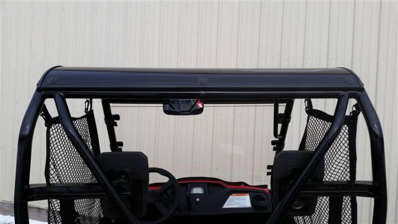 Pioneer 500 Aluminum Top