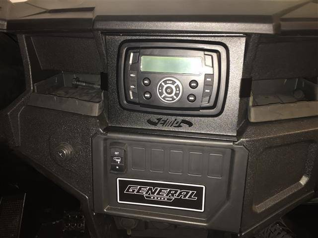 Polaris Razor 170 >> Polaris General In-Dash Bluetooth Stereo