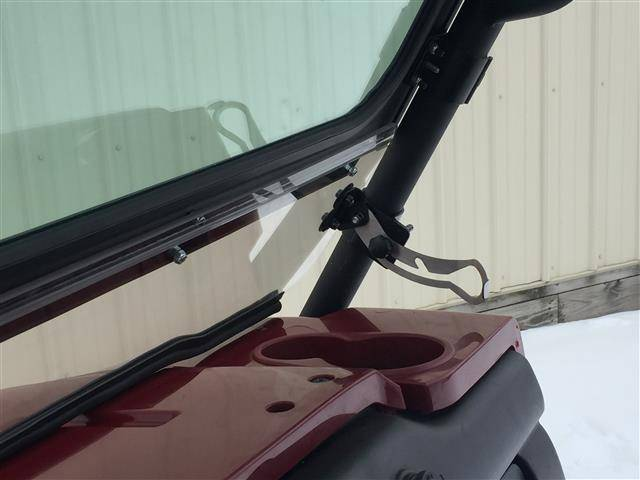 kawasaki mule 4010 laminated glass windshield