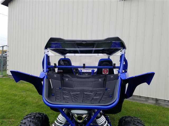 Yamaha Yxz Rear Panel  Dust Stopper