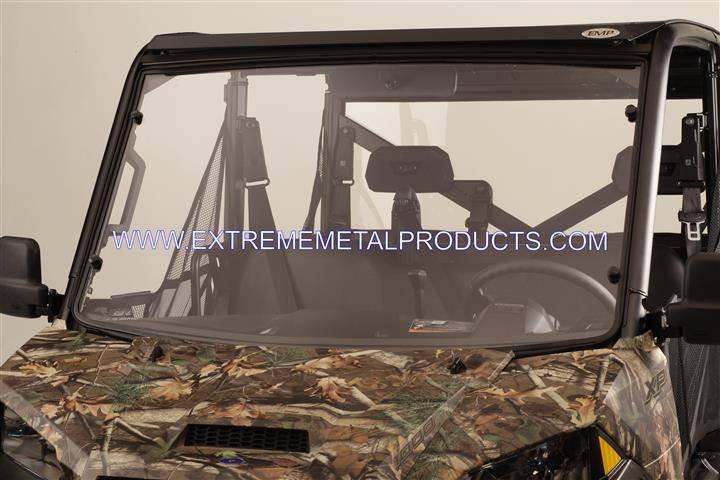 Polaris Ranger Windshield & Cab Back Combo (Full Size