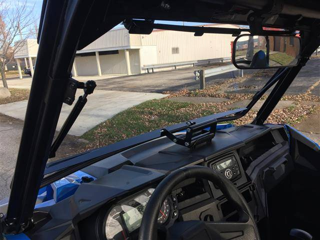 John Deere Gator >> Polaris General Flip Up Windshield