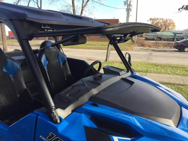 Polaris General Flip Up Windshield