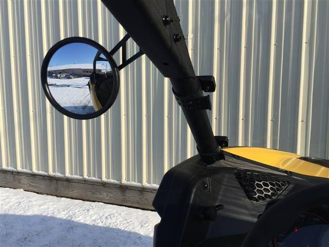 Can-Am Maverick X3 side mirrors