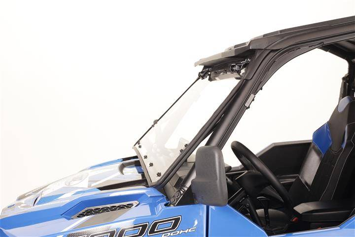 Honda Pioneer 1000 >> Polaris General Flip Up Windshield