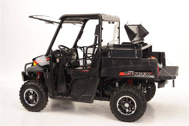 Mid Size 2 Seat Polaris Ranger Bed Cover