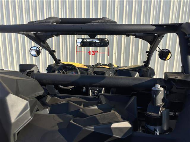 Can Am Maverick X3 Panoramic Rear View Mirror 13 Quot Wide