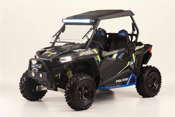 Flip Up Windshield For Rzr Xp1k 2015 18 Rzr 900 And 2016