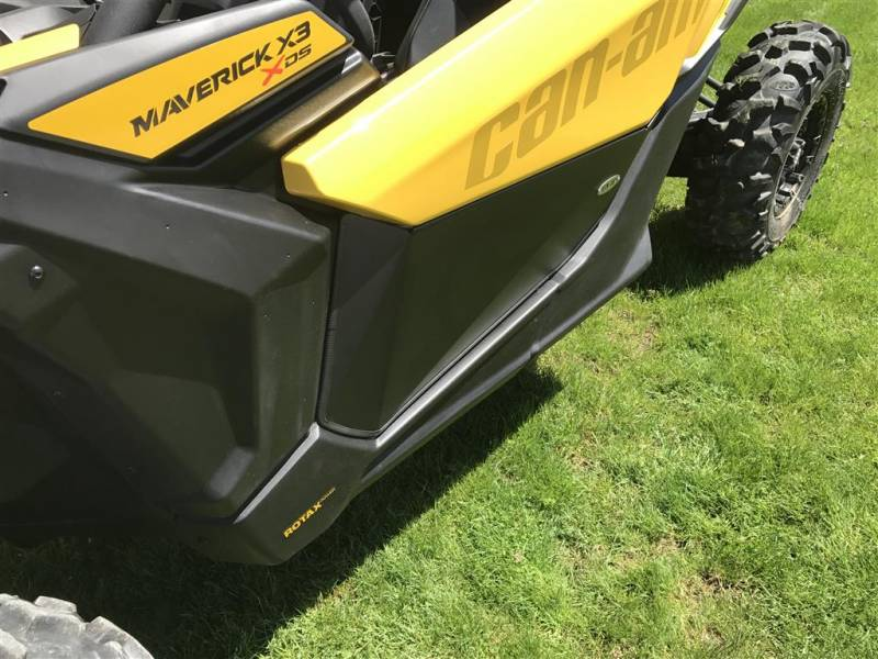 Can Am Maverick X3 Lower Door Set