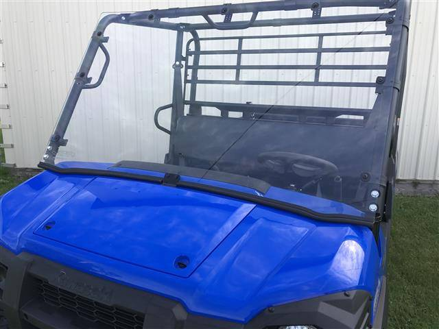 Kawasaki MULE PRO-FX/FXT Full Windshield (Hard Coated both