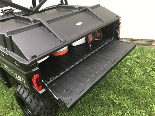 Polaris Ranger 570 Full Size >> Full Size Polaris Ranger Bed Cover