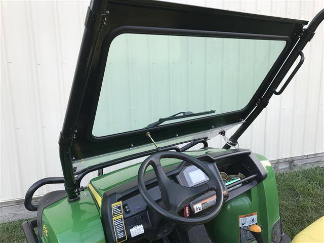 Can Am 1000 Xmr >> John Deere Gator 625i and 825i Laminated Glass Windshield