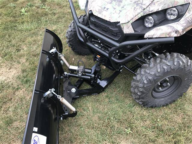 Kawasaki Teryx Snow Plow