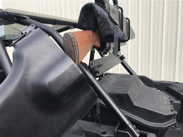 2016 Polaris Ranger >> Polaris RZR Gun Boot and Rack