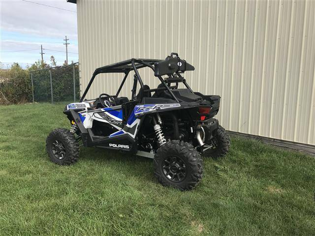 Polaris Rzr Gun Boot And Rack