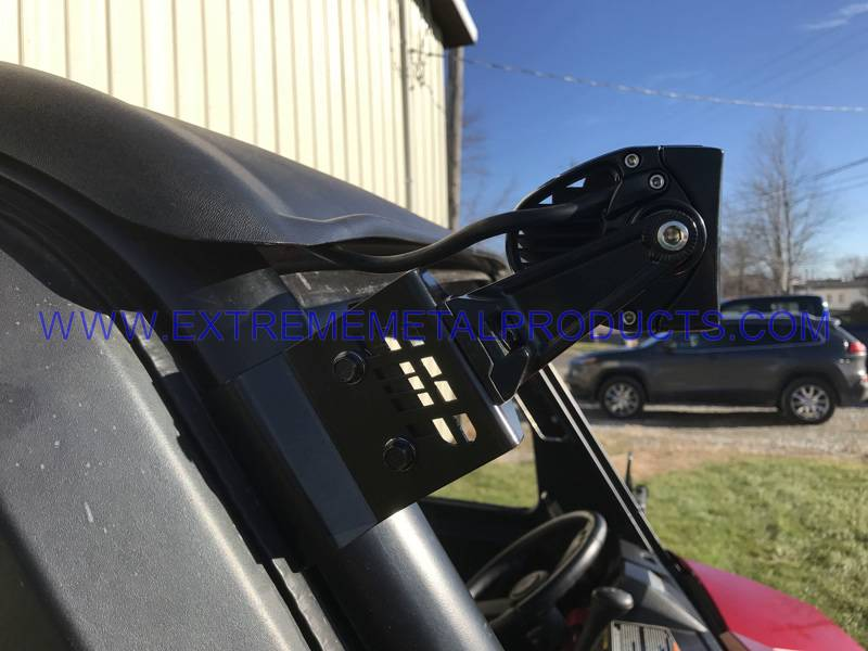 Polaris Ranger 50 Quot Led Light Brackets For The Pro Fit Cage