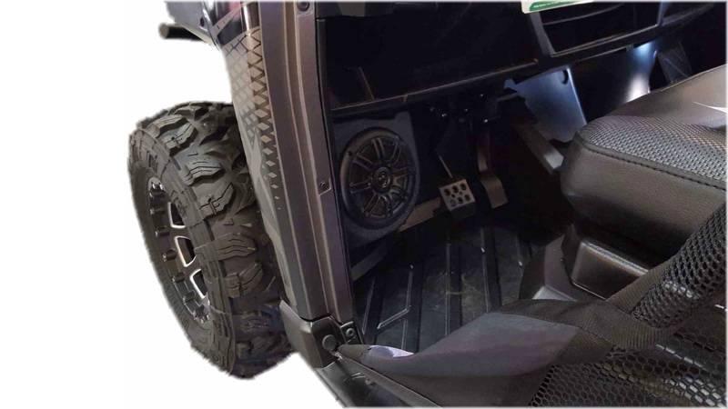 2015 Polaris Rzr >> Polaris Ranger Speaker Pods