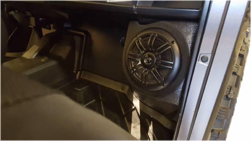Polaris Ranger 570 Full Size >> Polaris Ranger Speaker Pods