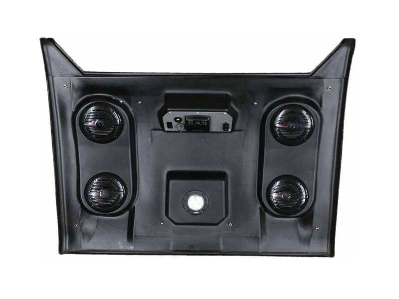 Can Am Maverick X3 Quot Cooter Brown Quot Top With Bt Stereo
