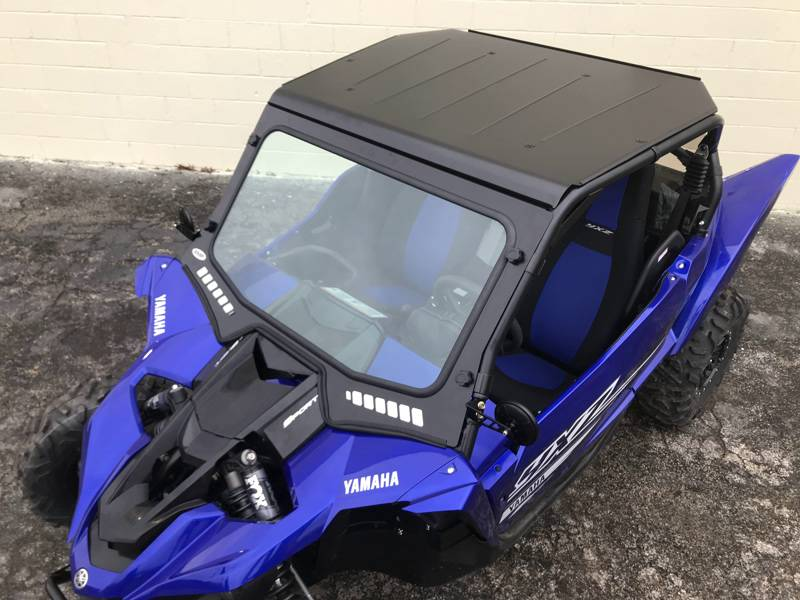 2019 Yamaha Yxz Laminated Glass Windshield