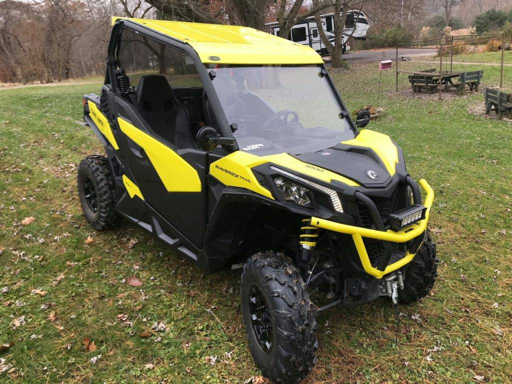 Maverick Trail (Can-Am) Accessories