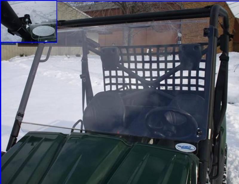 teryx full windshield