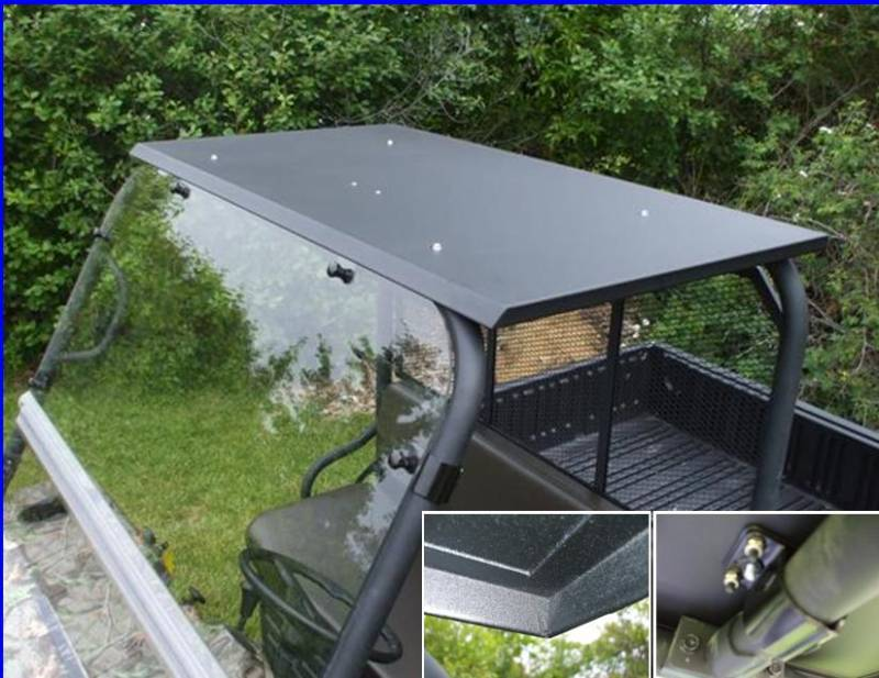 Mule 3000 3010 And 4000 4010 Hard Top With Led Dome Light