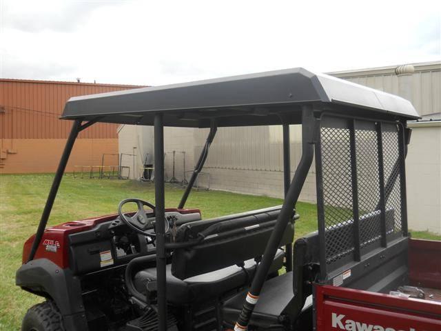 Mule 3010 4010 Transport Steel Top