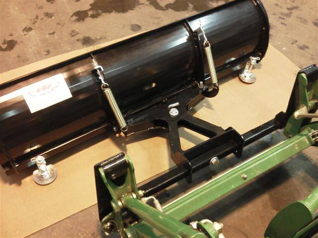 Quick Attach Plow For John Deere Front Loaders