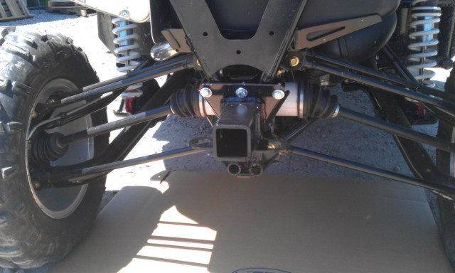 "Rzr Xp 1000 >> Wildcat 1000 Rear 2"" Receiver Hitch"