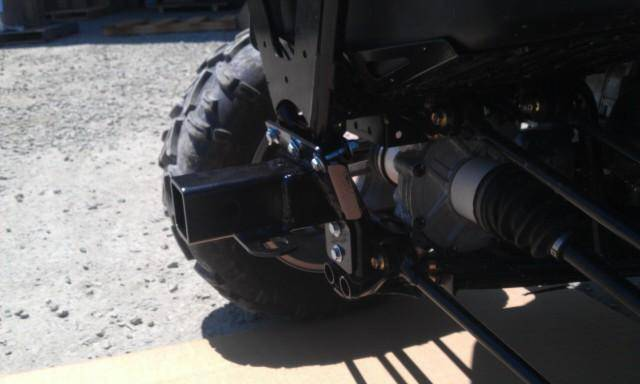 Wildcat 1000 Rear 2 Quot Receiver Hitch