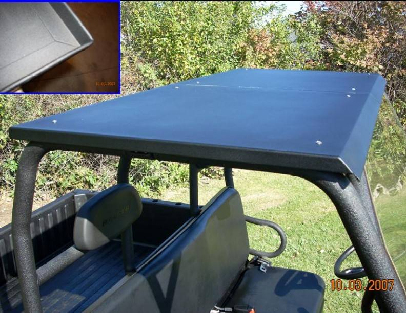 Polaris   RANGER®   Full Size   Extreme Metal Products, LLC   Ranger Steel