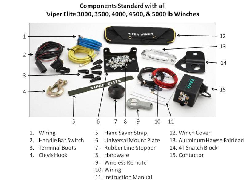 T Max Winch Wiring Diagram from extrememetalproducts.com