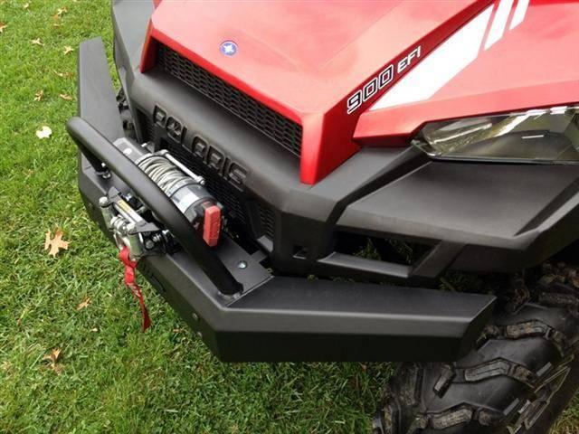Ranger XP900, Full Size Ranger 570, Ranger XP1000 Front