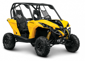 Can-Am - Maverick (XC, DPS, XMR and Max)