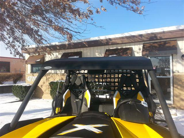 2010-2013 Can-Am Maverick and Commander One Piece Aluminum Top by Extreme Metal Products 12125