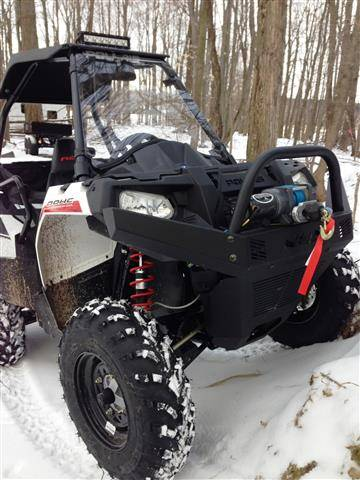 Honda Pioneer 1000 >> Sportsman ACE Front Bumper / Brush Guard