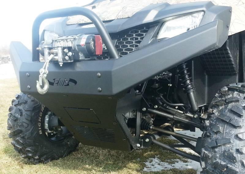 Extreme Lift Kit For Yamaha Rhino