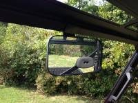 Extreme Metal Products, LLC - Ranger XP900 and 2015 Ranger 570 Center Rear View Mirror
