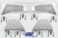 Extreme Metal Products, LLC - RZR CV Boot / A-Arm Guards - Aluminum