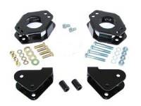 Extreme Metal Products, LLC - Mule 600 & 610 Lift Kit