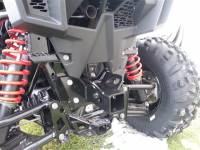 "Extreme Metal Products, LLC - Polaris ACE Rear 2"" Reciever"
