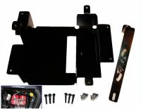 Extreme Metal Products, LLC - Can-Am Maverick X DS (Turbo) Full Size Battery Tray