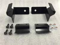 Extreme Metal Products, LLC - Light Bracket for Polaris Ranger PRO-FIT style cage